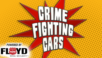 Crime-Fighting Cars!