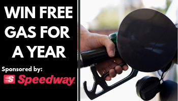 Free Gas for a Year Giveaway!