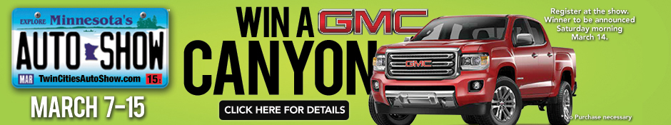 2015 GMC Giveaway