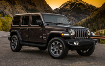 Jeep Wrangler/Unlimited