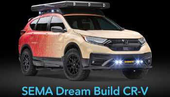 SEMA Dream Build CR-V